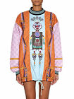 ADIDAS Originals Mary Katrantzou Vintage Oversized Pullover Windbreaker Top M 14