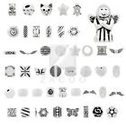 20-500pcs Lots Charm Metal Beads Tibetan Silver Loose Spacer Jewelry 50 Style