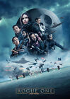 Rogue One Star Wars Story Poster Print Borderless Stunning Vibrant A1 A2 A3 A4 £14.94 GBP