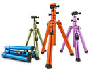 MeFoto BackPacker Air MeFree MF05 Travel Tripod Ballhead 4kg Load Capacity