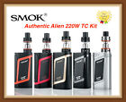 Authentic SMOK Alien 220W Kit TC Mod w/ TFV8 Baby Tank - Optional Batteries