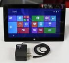 Microsoft Surface RT 32GB Black Bundle, Works Great, Multiple Condition Tablets