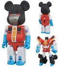 TRANSFORMERSBE BE@RBRICK STARSCREAM BEARBRICK SPECIAL 200% 5.5 inch Figure