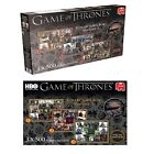 Game Of Thrones 3 x 500 Piece Jigsaw Puzzle - Vol 1 Or Vol 2 Collectors Box New