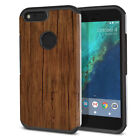 """For Google Pixel XL 5.5"""" HTC Hybrid Fusion Hard Rubber Silicone Case Cover Skin"""