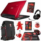 MSI GT72VR DOMINATOR PRO DRAGON EDITION 17.3-Inch 120Hz i7-7700HQ GTX 1070 8GB