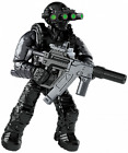 Mega Construx Call of Duty Night Ops Blackout Squad DXB61  COVERT OPS CNF14 FIGS