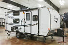 2017 Flagstaff Micro Lite 19FD Travel Trailer Camper with Bunks Used Near New