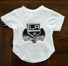 NEW LOS ANGELES KINGS DOG PET PERFORMANCE T-SHIRT TEE ALL SIZES $10.95 USD on eBay