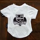 NEW LOS ANGELES KINGS DOG PET PERFORMANCE T-SHIRT TEE ALL SIZES $12.95 USD on eBay