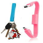 High Quality Creative Android Universal Micro USB Keychain Phone Gift Data Cable