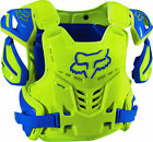 Fox Racing Raptor CE 2016 MX/Offroad Chest Protector Blue/Yellow