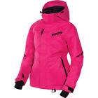NEW FXR WOMENS RUSH JACKET - PINK