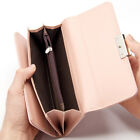 Women Wallet Fashion Long Large Capacity Wallets Zipper Coin Pocket Hasp Purse