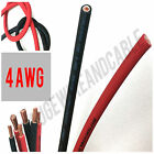 Extreme Battery Cable Flexible Pure Copper 6, 4, 2 Gauge AWG Size By the Foot
