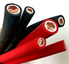 Extreme Battery Cable Flexible Ofc Copper 6, 4, 2, 1 Gauge Awg Size By The Foot