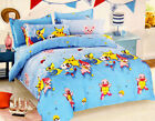 Pokemon Figure Printed Bed Sheet Set Duvet Cover Pillow Cases Twin/Full/Queen