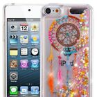 For iPod Touch 5th & 6th Gen - TPU RUBBER Flowing Liquid Waterfall Case Cover