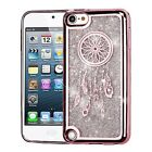 For iPod Touch 5th 6th 7th Gen - TPU RUBBER Flowing Liquid Waterfall Case Cover