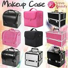 Professional Portable Cosmetic Nail Beauty Case Makeup Box Carry Bag Organiser