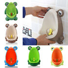 High Frog Children Potty Toilet Training Kids Urinal Boys Pee Trainer Bathroom