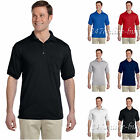 Gildan Mens Polo Shirts DryBlend Jersey Sport Shirt with a Pocket  8900 - G890 image