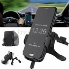 Qi Wireless Car Charger Holder Dock Air Vent Mount For Samsung S10/S10 Plus S10E