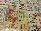 TBZ 10 Assorted A4 3D Embossed Decoupage Sheets Various Subjects Available