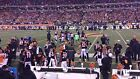 2 FRONT ROW Tickets Bengals vs Cleveland Browns 11/26 - Section 109 - Row 1