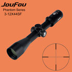 Hunting Riflescope 3-12X44 SF Mil Dot Side Parallax Top Quality Optical Sight