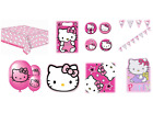 HELLO KITTY - Birthday PARTY RANGE (Tableware, Balloons & Decorations) GEMMA OLD