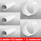 """4"""" 100mm Universal Round Cooker Hood Extraction Vent Duct Pipe Fan Cheapest Best"""