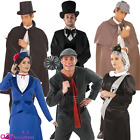 ADULT VICTORIAN HISTORY HISTORICAL LADIES MENS FANCY DRESS COSTUME