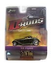 ✲ JADA TOYS 2005 D-RODS 1932 FORD 1:64 WAVE 1 DIECAST METALLIC COLOR
