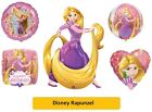 "DISNEY RAPUNZEL FOIL BALLOONS (SuperShape/Kids/Birthday/Party/Foil/18""/Latex)"