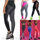 Yoga Leggings Trousers Gym Fitness Running Exercise Women Athlete Sports Pants