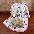 Pet Dog Cat Blanket Large Puppy Fleece Soft Warm Bed Cover Cushion Mat Blanket