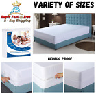 Best Mattress Cover Bedding Encasement Bed Bugs Mattress Cover Waterproof Case image