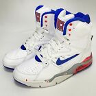 Nike Air Command Force Both Feet Outsole With Serious Discoloration 684715-101