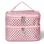 Cosmetic Makeup Bag Case Organizer Zipper Holder Handbag Travel Pouch Case