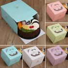 1pc Mini Paper Favor Gift Candy Boxes Cake Style For Wedding Party Baby Shower