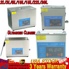 2L to 30L Stainless Steel Digital Industrial Heated Ultrasonic Cleaner W. Tank