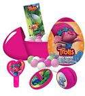 Trolls Surprise Eggs SWEETS Party Bag Favours Treats Candy Egg Troll Movie Toy