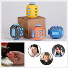 Upgrade Fidget Reliever Q Crack Cube Fun Dice Desk Spin Toys For Autism ADHD