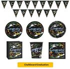 CHALKBOARD GRADUATION (Party Tableware, Banners, Balloons & Decorations)
