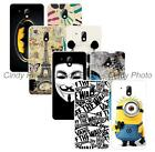 For HTC Desire 526 526G 526G+ Hard Plastic Case Cover Minions Butterfly Windbell