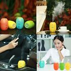 Mini Lemon USB Ultrasonic Aroma Humidifier Essential Oil Diffuser Air Purifier