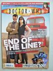 Doctor Who Magazine issue 407 End of the Line