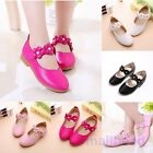 Fashion Toddler Princess Girls Kids Sandals Flowers Flat Shoes Casual Sandals