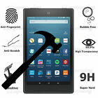 For 2017 All-New Amazon Kindle Fire HD 8 Premium Tempered Glass Screen Protector